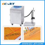 Impresora de inyección de tinta continua de la máquina de la codificación del tratamiento por lotes para el rectángulo de la jalea (EC-JET920)