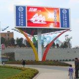 Visualizzazione di LED esterna di colore completo (P10 che fanno pubblicità allo schermo di visualizzazione del LED)