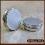 алюминиевые чонсервные банкы 100g с крышками винта