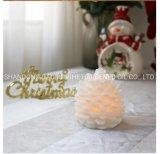Colore domestico della decorazione LED di arte che cambia Canle, candela domestica del LED