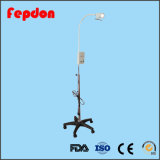 Lumière chirurgicale mobile d'examen médical de lampe de DEL (YD01A DEL)