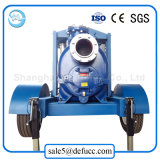 Pompa ad acqua montata rimorchio con il pannello di controllo e la guarnizione meccanica
