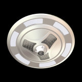 LED Solar Garden Lights importadores Warm White Outdoor Pole Light
