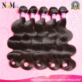 Full Cuticle Chemical Free / Wholesale trançado de cabelo humano (QB-MVRH-BW)