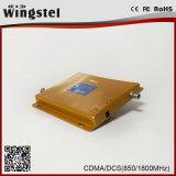 CDMA/DCS de doble banda, Amplificador de señal 2G 4G Amplificador de señal para uso en oficina doméstica de China