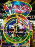 Münzenkarten-Spiel-Maschine, elektrische Scheindinosaurier-Roulette-Spiel-Maschinen-Münzenkarten-Spiel-Maschine, elektrisches Scheindinosaurier-Roulette-Spiel M