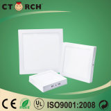 Alta qualidade Ctorch LED Surface Square Panellight 12W