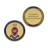 Reto deportivo personalizado de alta calidad Metal moneda bolso de recuerdos de verificación