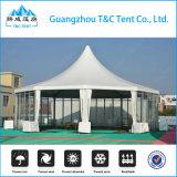 Шатер большого алюминиевого купола круга PVC рамки круглого Multi бортовой для партии случаев венчания