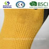 Перчатки латекса, перчатки работы безопасности (SL-R508)