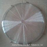 Порошковое покрытие сварной проволочной сеткой выпускной крышка вентилятора