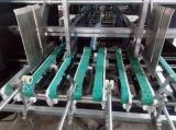 Canto quatro seis que dobra-se colando a máquina para a caixa ondulada (GK-1200/1450PCS)