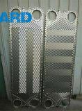 Piatto Ss304 Ss316 AISI304 dello scambiatore di calore del piatto di Gea Vt04 Vt10 Vt20 Vt40