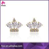 Halsketten-Ohrring-Schmucksachen der Qualitäts-24k Gold gefüllte