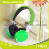 Cuffie stereo di Bluetooth V4.1 Bluetooth con l'alta cuffia avricolare bassa di Bluetooth di qualità del Mic