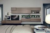 Мебель комнаты самомоднейшего шкафа TV древесины живущий