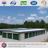 Sinoacme Structure en acier à faible coût du bâtiment de stockage