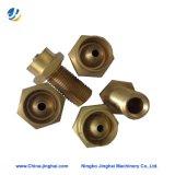 Connecteur en cuivre haute précision pour équipement à gaz