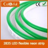 Luz de tira de néon do cabo flexível do diodo emissor de luz da promoção grande SMD2835 AC230V