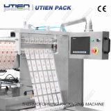 Salchicha de termoformado al vacío de la máquina de embalaje (DZL)