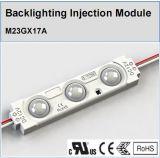 Module chaud d'injection de la vente DEL d'UL/Ce/RoHS avec la lentille pour le Signage