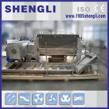 Mezclador de cinta horizontal para mezcla de Starh modificada