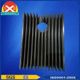 Annerire il dissipatore di calore ossidato della lega di alluminio per il veicolo