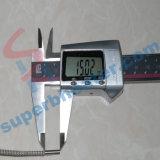 Elemento de aquecimento da impressora do calefator do cartucho do diâmetro 3mm do aço inoxidável