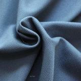 La nuova diagonale di modo quadra il tessuto dell'elastico della saia del jacquard di Clpting degli uomini