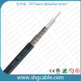 Qualité 50 ohms de câble coaxial de liaison de rf Rg223/U