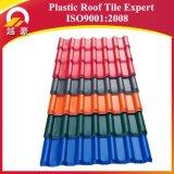 Hoja de techo de plástico corrugado con 1050mm