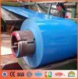 De lichtblauwe Kleur Met een laag bedekte Rol van het Aluminium (VE-36A)