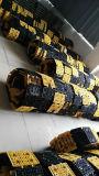 Tueur/barrages de route à télécommande de pneu de couleur jaune et noire