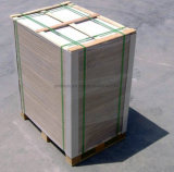 Überzogener Duplexvorstand mit Grau-Rückseite (C1S)