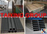 Alta freqüência de alumínio Tubo soldado para radiadores