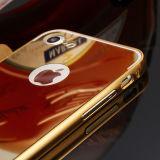 Het Geval van Smartphone van de Spiegel van het Metaal van het aluminium voor iPhone 7 7plus