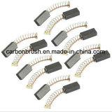 12V DC Motor cepillos de carbono del fabricante