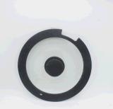 Стеклянная крышка с силиконовым герметиком Rim посуда наборы кухонных принадлежностей поддон крышку потенциометра