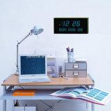 LED 디지털 일과 날짜 전시 전자 시간 기록계