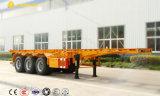Vrachtwagen 3 van de Oplegger van het Skelet van Sinotruck de Aanhangwagens van het Nut van de As