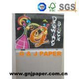 Prix bon marché Whtie Alimentation du papier à dessin pour l'école