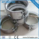 Chauffage à bande en céramique en caisse en acier inoxydable pour la conservation de la chaleur