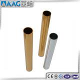 El tubo oval de aluminio anodizó el aluminio redondo de aluminio del tubo de /Square del rectángulo sacó tubo