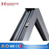 Finestra aperta piana del vario blocco per grafici di alluminio di specifiche