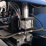 Contenitore di plastica semi automatico dell'acqua che fa prezzo della macchina