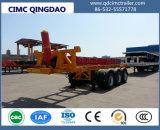 Cimc de Chassis van de Vrachtwagen van de Oplegger van de Stortplaats van de Chassis van Skelelon van de Container