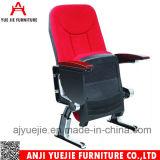 取り外し可能な鋼鉄足木の背部教会椅子Yj1618