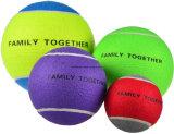 Balle de tennis Jumbo multi-couleurs de 5 pouces