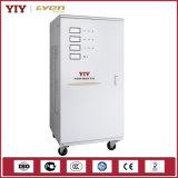 40kVA trifásico de 50 Hz a 60 Hz regulador de voltaje para el generador