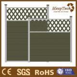 Euro Style Polywood vallado de cercado de jardín valla para la venta